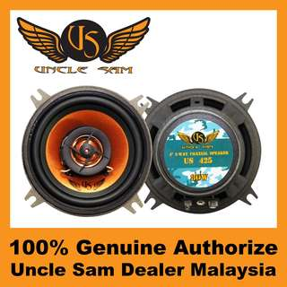 "Uncle Sam 4"" 2-WAY COAXIAL SPEAKER"