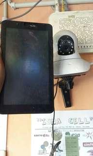CCTV set Tablet