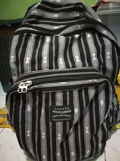 SAGADA Weave Backpack