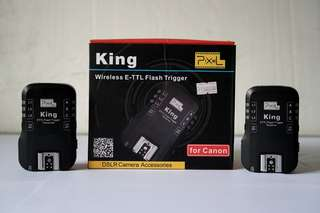 TRIGGER PIXEL KING FOR CANON
