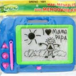Mainan Anak untuk menggambar