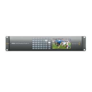 Blackmagic Design ATEM 4 M/E Broadcast Studio 4K Switcher