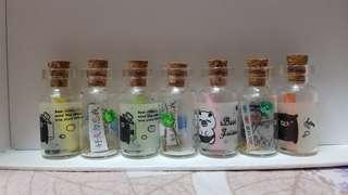 Gift- Glass Bottle