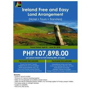 Ireland Free and Easy Land Arrangement