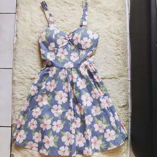 *READY STOCK* Floral Dress