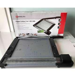 Paper Cutter 2 in 1 OC500