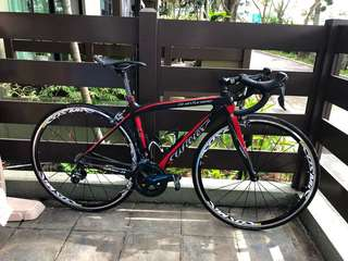 Wilier Gran Turismo Road Bike