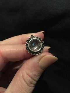 Pandora amethyst ring size 58/60