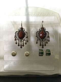 Bundle Earrings