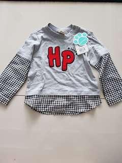 Hush puppies shirt