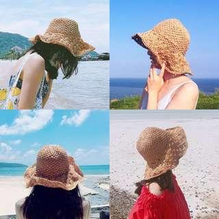 Hand made cap