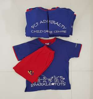 Sparkle Tots Uniform (Girls)
