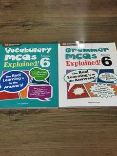 Books Primary 6