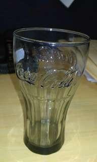 Coca cola glass bowl