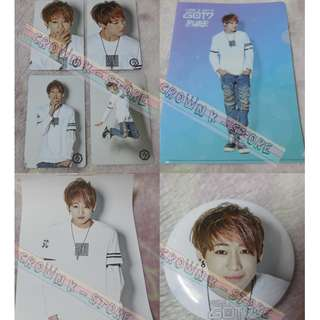 [CRAZY DEAL 80% OFF FROM ORIGINAL PRICE][READY STOCK][RARE]GOT7 KOREA OFFICIAL <PURE>GOODS - BAMBAM 4PC PHOTO CARD+1PC POSTER+1PC A4 SIZE FILE+1PC PIN BUTTON OFFICIAL ORIGINAL FROM KOREA (PRICE NOT INCLUDE POSTAGE)PLEASE READ DETAILS FOR MORE INFO