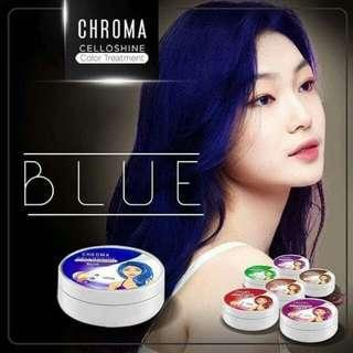 Chroma Celloshine Treatment (Blue)