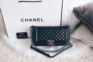 Chanel Boy So Black Limited Edition