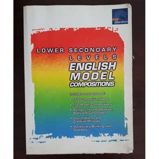 SAP Lower Secondary Levels English Model Compositions