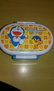 Doraemon tupperware