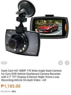 Dash cam infrared