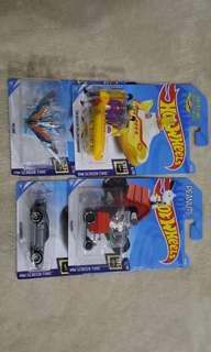 Hotwheels movie  die casts toys