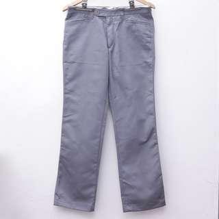 Size 30 DICKIES Work Pants in Grey