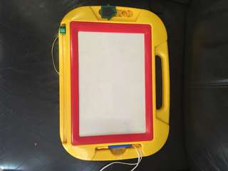 color magnetic doodle drawing board