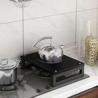 516. Kitchen Stove Rack (Black)