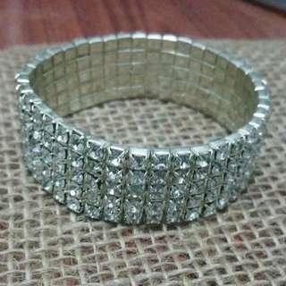 [Pre-Loved] Diamond bracelet