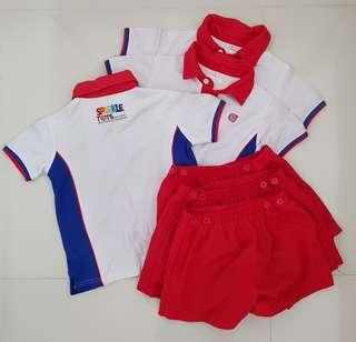 Sparkle Tors Uniform (Girls)