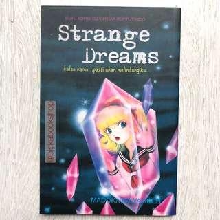 Komik Serial Misteri - Strange Dreams - Madoka Kawaguchi
