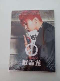 G-Dragon GD 寫真集 寫真特輯(內有贈品)