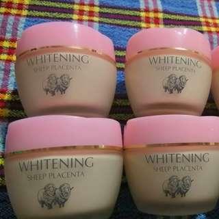 Whitening Sheep Placenta Cream