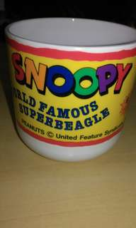 Snoopy Tea Cup
