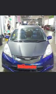 Honda Fit Rs for rent !