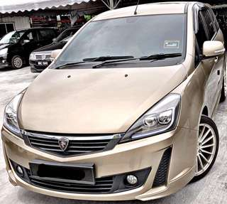 SAMBUNG BAYAR / CONTINUE LOAN  PROTON EXORA 1.6 TURBO AUTO