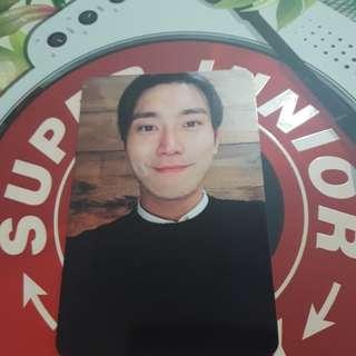 Super Junior - Siwon & Shindong