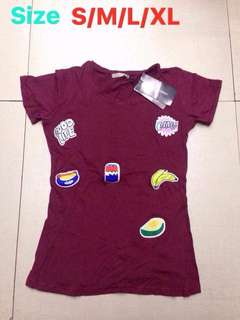 Zara women tshirt