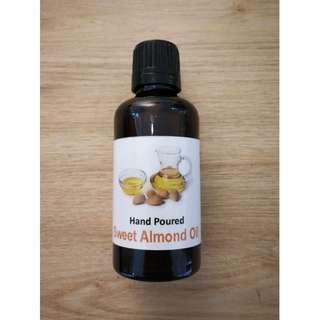 🚚 ODORE Sweet Almond Oil (Nett 50 ml)