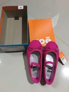Sepatu anak cantik merk Zoe&Zac