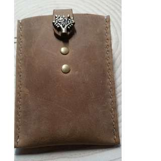 Pull Out Card Holder