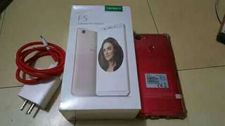 Oppo F5 Red Limited Edition