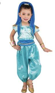 Official licensed Shimmer and Shine costume