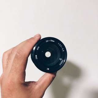 Phenix 28-70mm K mount zoom lens
