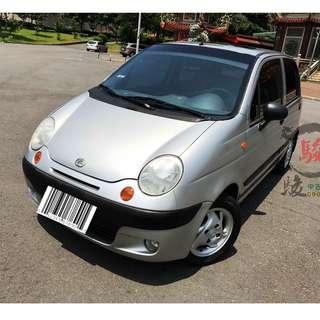 保證實車 2002年 台塑 MATIZ