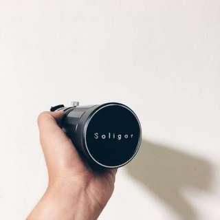 Soligor 90-230mm zoom lens