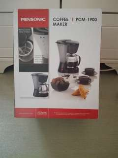 Pensonic Coffee Maker