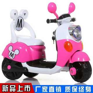 💋MICKEY PINK MOTOR      WITH SUSI.           1800PHP.      #MXc