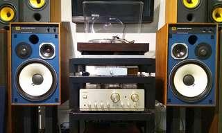 音響喇叭 JBL 4312 mkⅡ