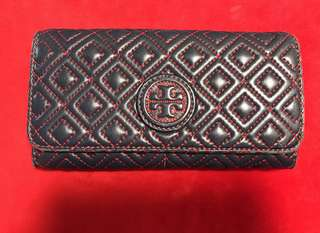 🈹Tory Burch Leather Wallet  100% Real 👍只限順豐到付,不適合完美主義者,議價不回